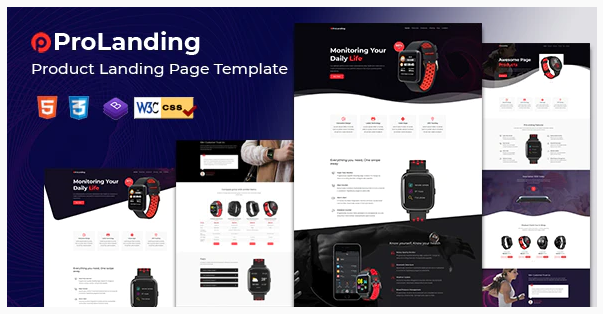 25 Bootstrap Marketing Landing Page Templates