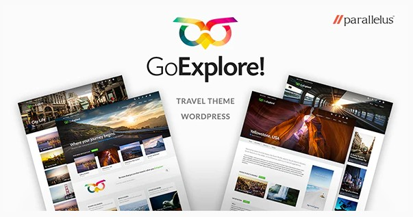 30+ Premium WordPress Themes for Travel Blogs
