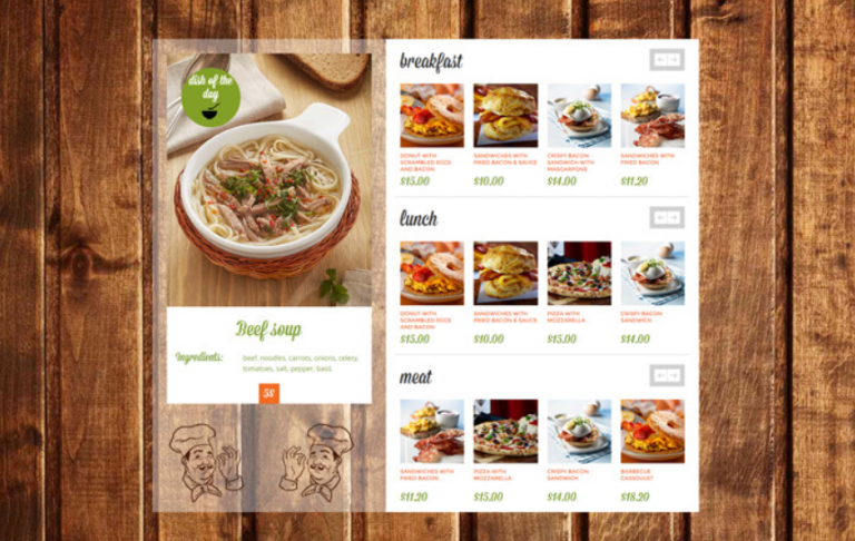 6 Premium WP Themes for Restaurant/Hotel Blogs