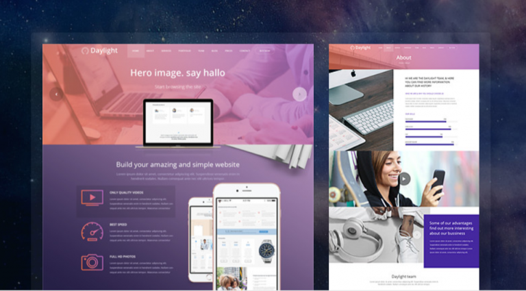 7+ Popular Landing Page Themes for WP